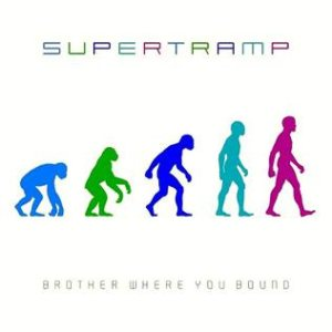 Supertramp - Brother Where You Bound cover art