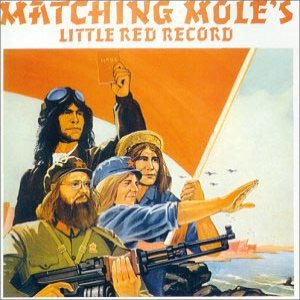 Matching Mole - Little Red Record cover art