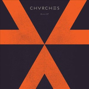 Chvrches - Recover cover art