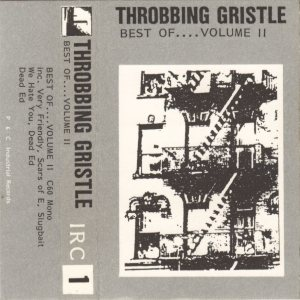 Throbbing Gristle - Best Of....Volume II cover art