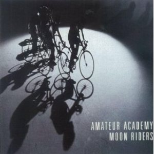Moonriders - AMATEUR ACADEMY cover art