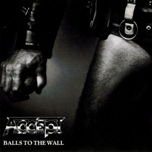 Accept - Balls to the Wall cover art
