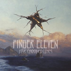 Finger Eleven - Five Crooked Lines cover art