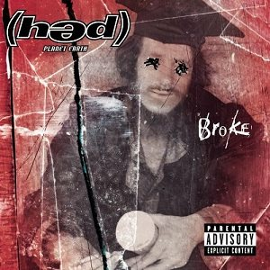 Hed PE - Broke cover art