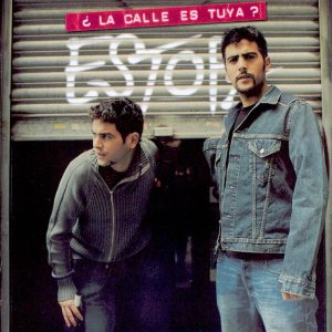 Estopa - ¿La calle es tuya? cover art