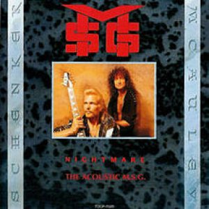 McAuley Schenker Group - Nightmare:The Acoustic M.S.G. cover art