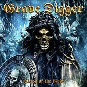Grave Digger - Clash of the Gods cover art