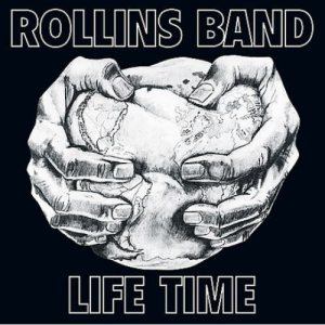 Rollins Band - Life Time cover art