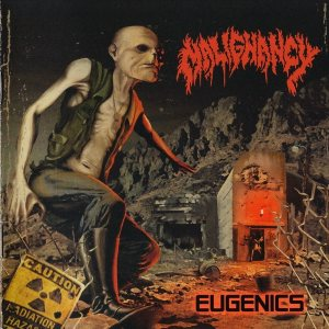 Malignancy - Eugenics cover art