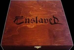 Enslaved - The Wooden Box cover art