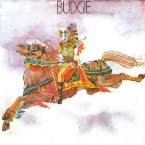Budgie - Budgie cover art