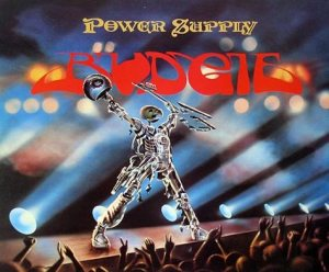 Budgie - Power Supply cover art