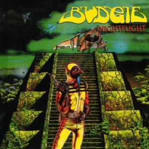 Budgie - Nightflight cover art