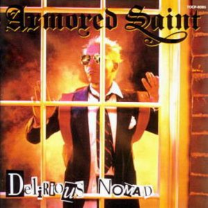 Armored Saint - Delirious Nomad cover art