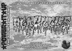Agathocles - Power-It-Up Flexi Series – Part 7 cover art