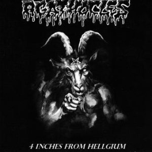 Agathocles - 4 Inch From Hellgium cover art
