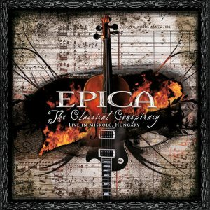 Epica - The Classical Conspiracy (Live @ Miskolc) cover art