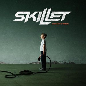 Skillet - Comatose cover art