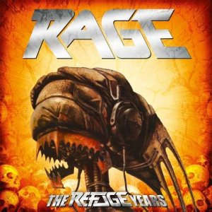 Rage - The Refuge Years cover art