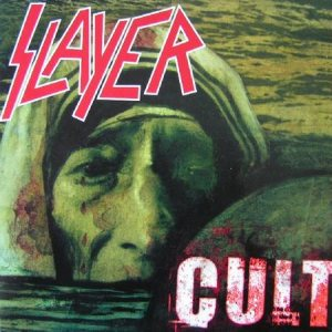 Slayer - Cult cover art