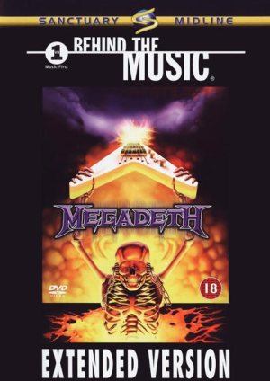 Megadeth - Behind the Music (Extended Version) cover art