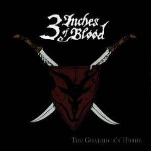 3 Inches of Blood - The Goatrider's Horde cover art