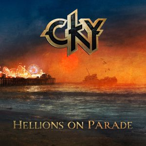CKY - Hellions on Parade cover art