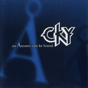 CKY - An Answer Can Be Found cover art