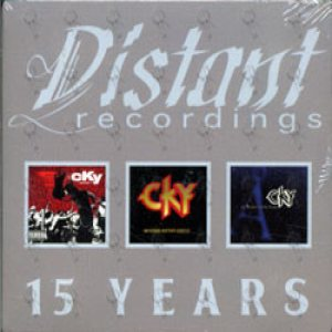 CKY - 15th Anniversary Triple Pack cover art