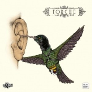 Torche - Keep Up / Leather Feather cover art