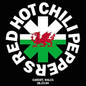 Red Hot Chili Peppers - Cardiff, Wales: 6/23/04 cover art