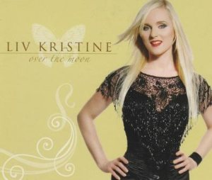 Liv Kristine - Over the Moon cover art