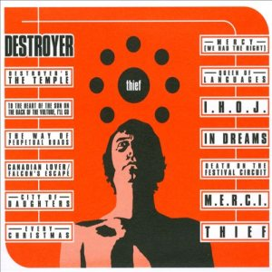 Destroyer - Thief cover art