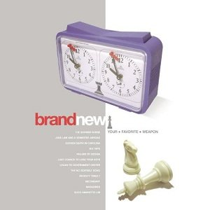 Brand New - Your Favorite Weapon cover art