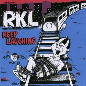 Rich Kids on LSD - Keep Laughing (The Best of) cover art