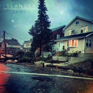 Islander - Pains. cover art