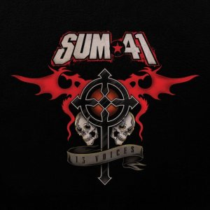 Sum 41 - 13 Voices cover art