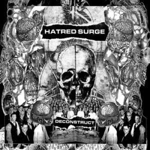 Hatred Surge - Deconstruct cover art