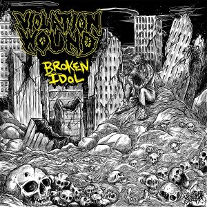 Violation Wound - Broken Idol / Elimination Time cover art