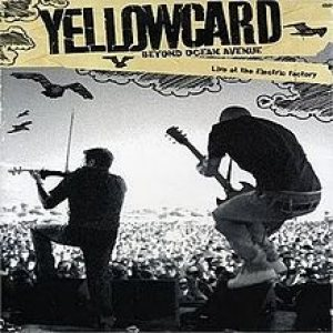 Yellowcard - Beyond Ocean Avenue: Live at the Electric Factory cover art