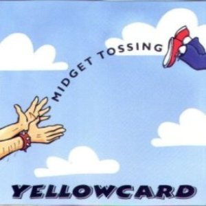 Yellowcard - Midget Tossing cover art