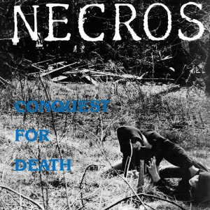Necros - Conquest for Death cover art