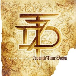 7eventh Time Down - Alive in You cover art