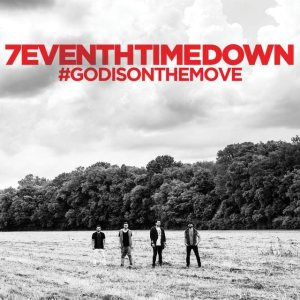 7eventh Time Down - God Is on the Move cover art