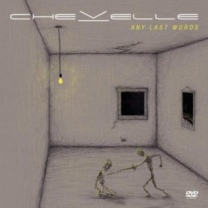 Chevelle - Any Last Words cover art