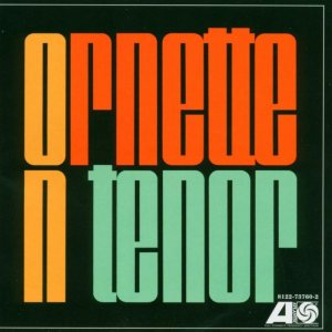 Ornette Coleman - Ornette on Tenor cover art