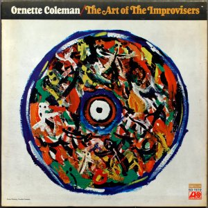 Ornette Coleman - The Art of the Improvisers cover art