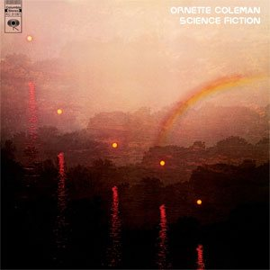 Ornette Coleman - Science Fiction cover art