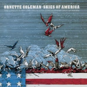 Ornette Coleman - Skies of America cover art