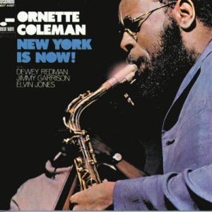 Ornette Coleman - New York Is Now! cover art